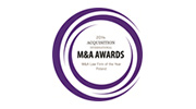 M&A Law Firm of the Year Poland 2014